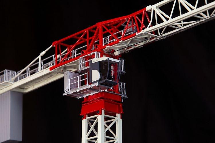 Terex CTT 472-20 Flat Top Tower Crane