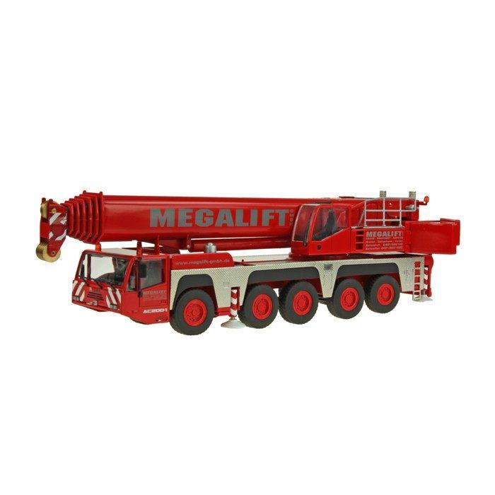 Terex Demag AC 200 Megalift