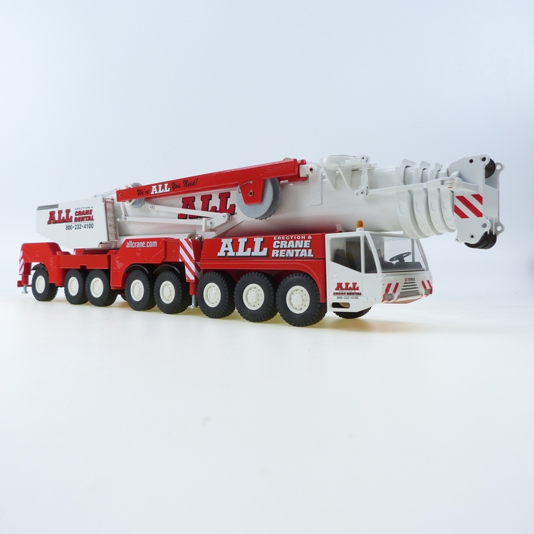 Terex Demag AC 500 All Crane