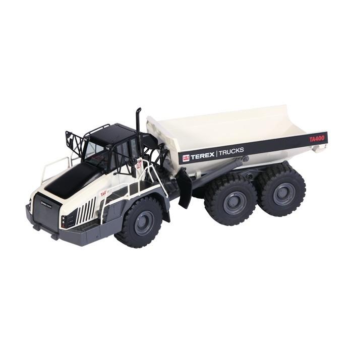 Terex TA400 Knickgelenkter Muldenkipper Generation 10