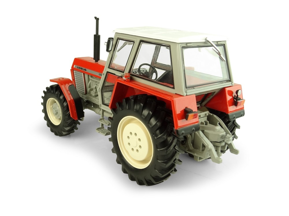 Ursus 1204 4WD red version
