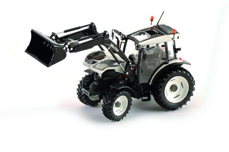 Valtra A104 front loader