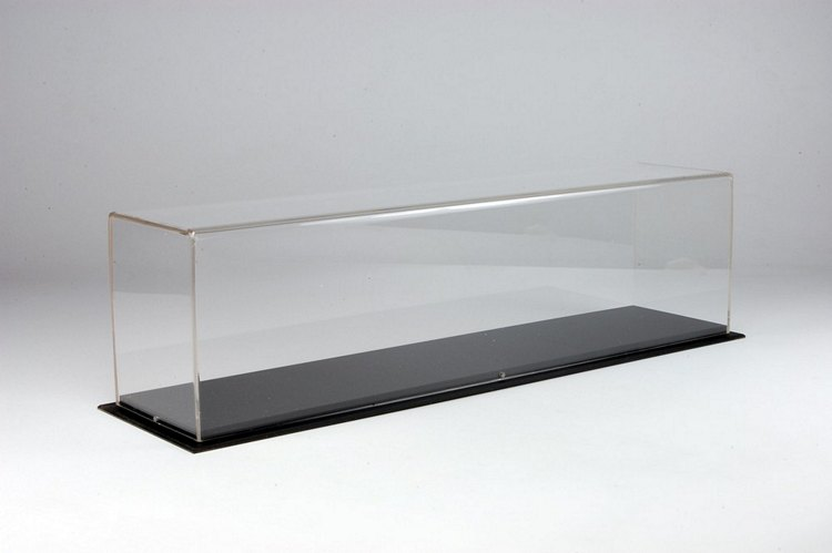 vitrine plexiglass 420x90x110mm tekno t 64595 1. Black Bedroom Furniture Sets. Home Design Ideas