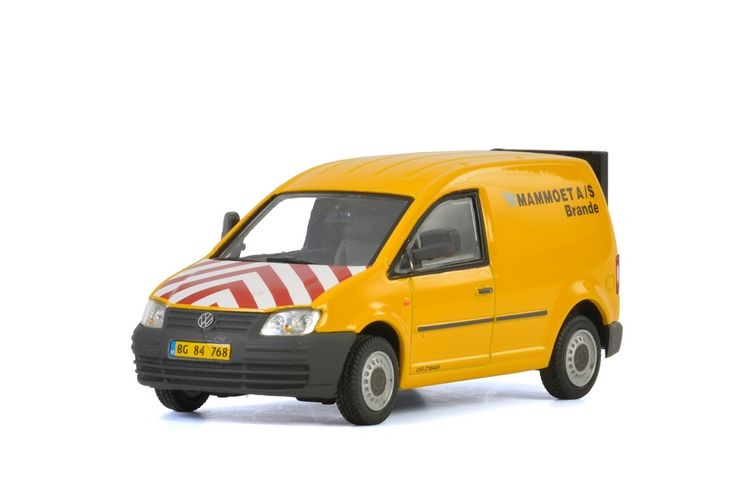 Volkswagen caddy  Mammoet