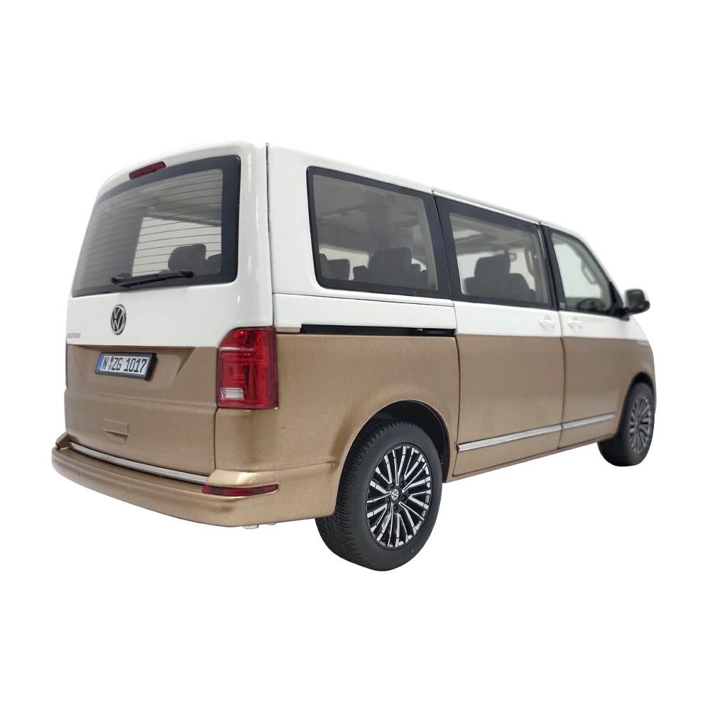 Volkswagen Multivan T6.1  Generation Six  weiss bronze