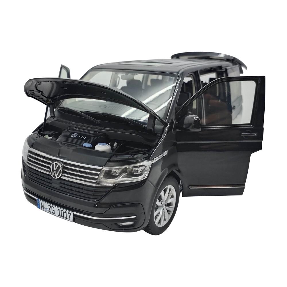 Volkswagen Multivan T6.1 Highline  schwarz