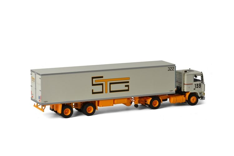 Volvo F10 Classic Reefer Trailer  STG