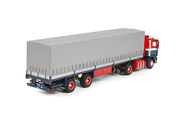 Volvo F10  curtainside  Mul Transport