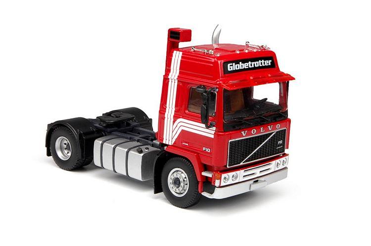 Volvo F10 Globetrotter 4x2 T.B.P.
