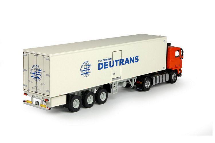 Volvo F12 4x2  Klassik  Deutrans