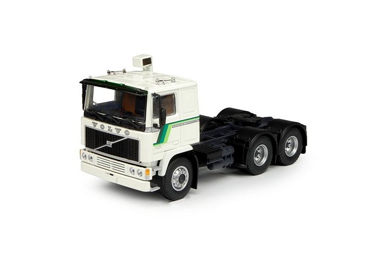 Volvo F12 6x2