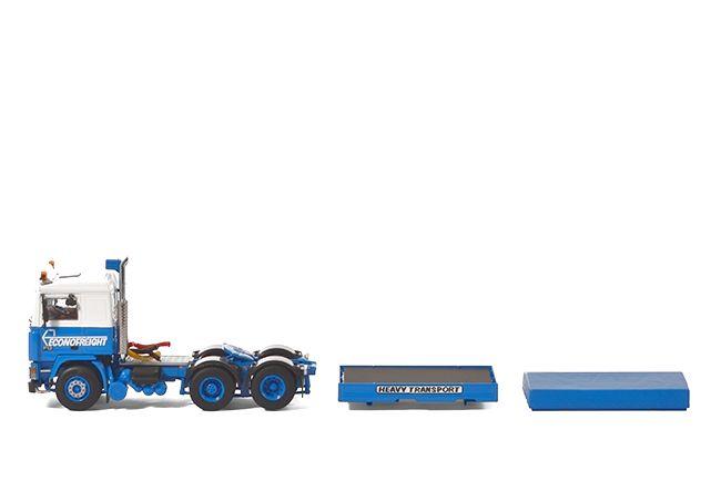 Volvo F12 Ballastbox  Econofreight