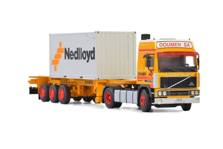 Volvo F12 Classic Container Doumen