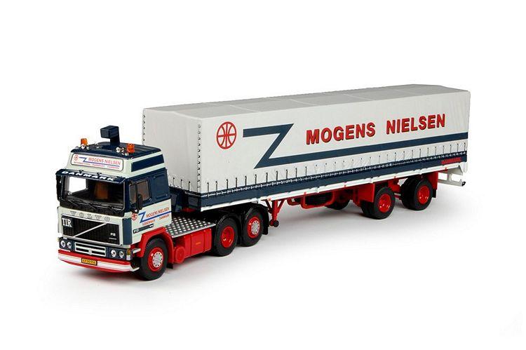 Volvo F12 Globe.Klassisk  Nielsen, Mogens
