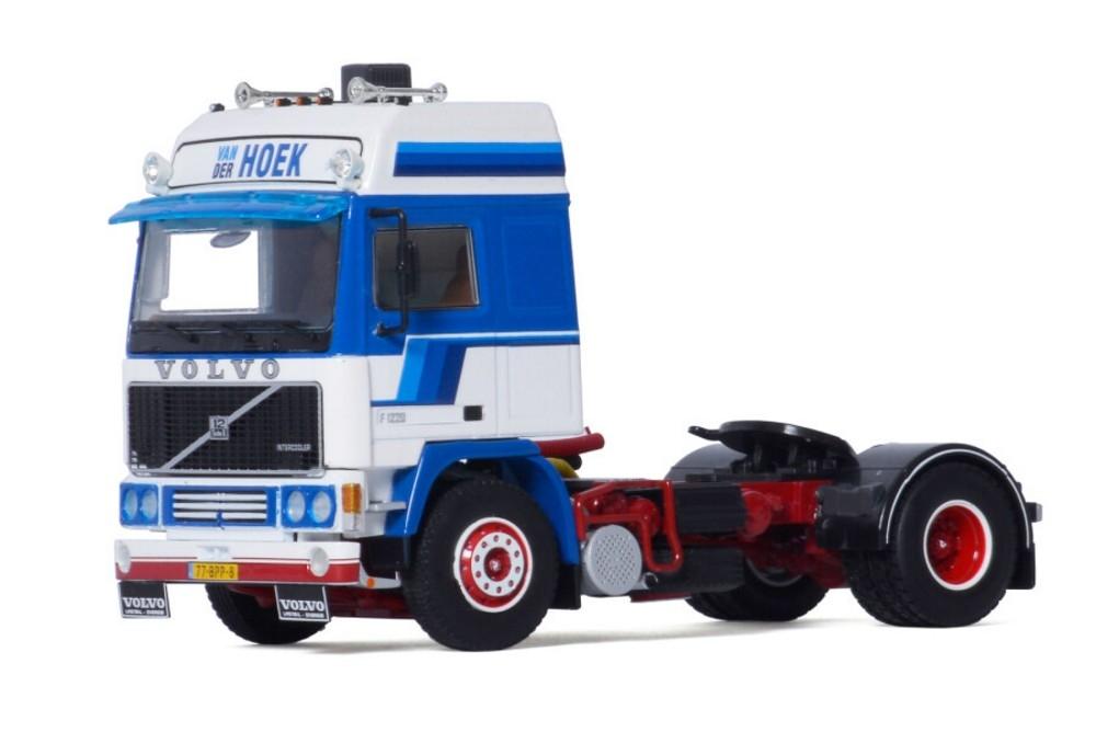 Volvo F12 Globetrotter 4X2 Hoek Agro  BV