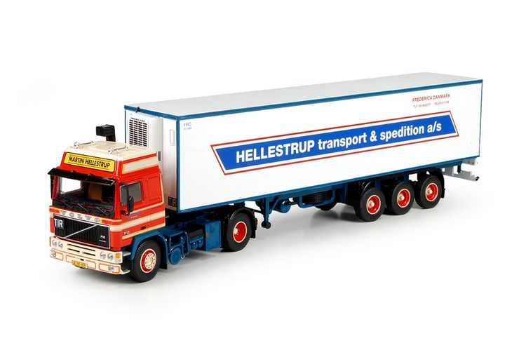 1:50 Scale Tekno501-992  Volvo F10//12 Bumber spoiler and MudFlaps