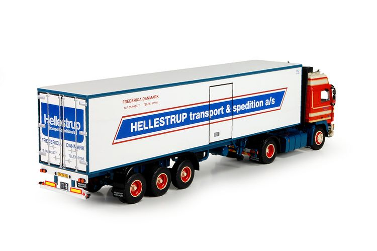 Volvo F12 Globetrotter  Hellestrup Martin