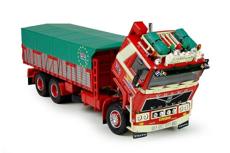 Volvo F12 Globetrotter Kruis, Jaco van t