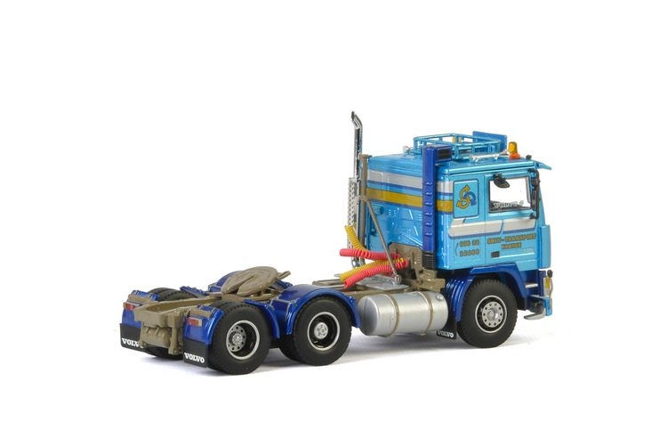 Volvo F12 Smit Transport