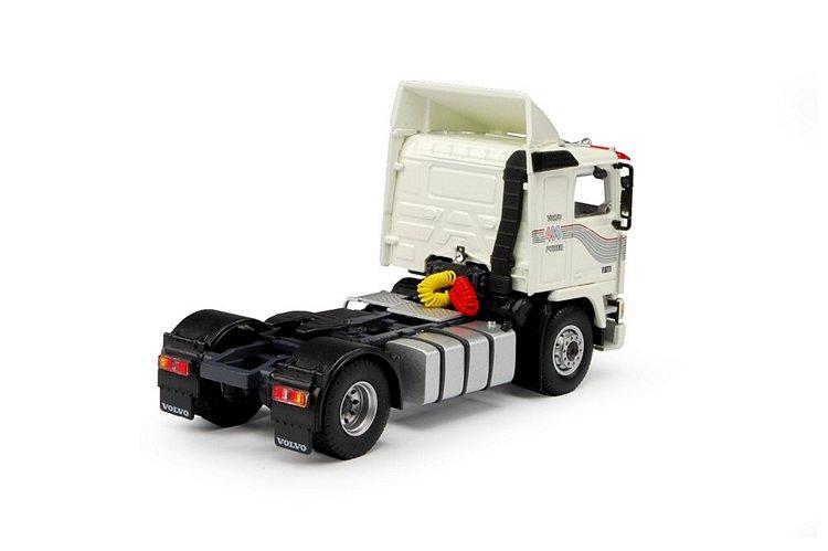 Volvo F12 T.B.P. white