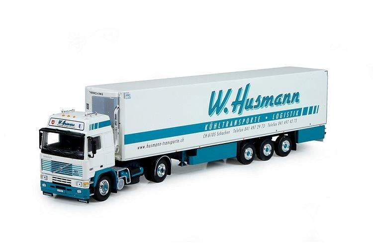 Volvo F16 FH03 FH04  reefer semitrailer  Husmann Set
