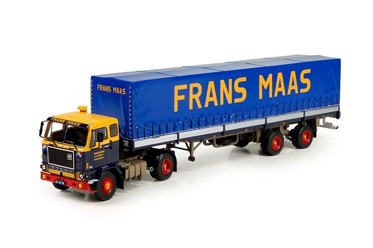 Volvo F88  Classic Maas Frans