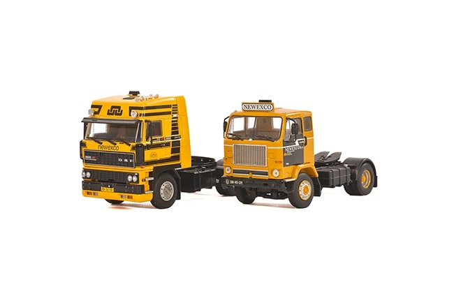Volvo F88  DAF 3600 SC Set Newexco