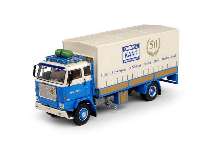 Volvo F88 Motorwagen Garage Kant