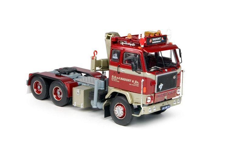 Volvo F88 Traktor Nadort
