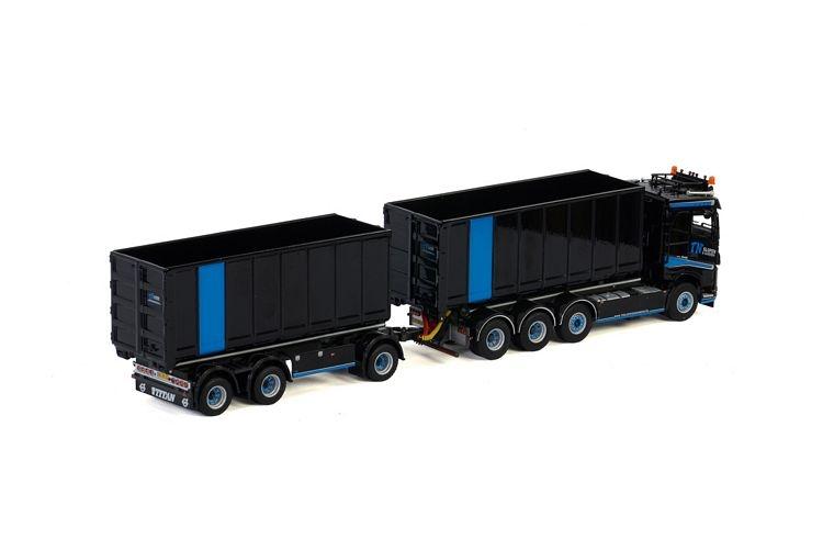 Volvo FH 4 SC Hooklift System New TN Slopen&Saneren