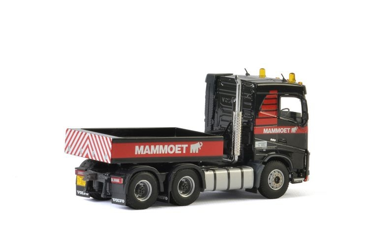 Volvo FH SC Ballastbox Mammoet