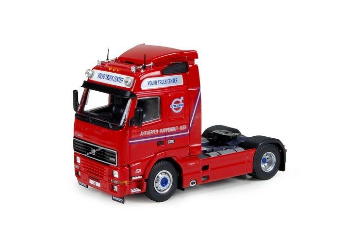 Volvo FH01 Globetrotter 4x2 VTC