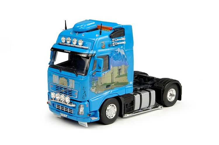 Volvo FH02 Globetrotter XL Traction JP
