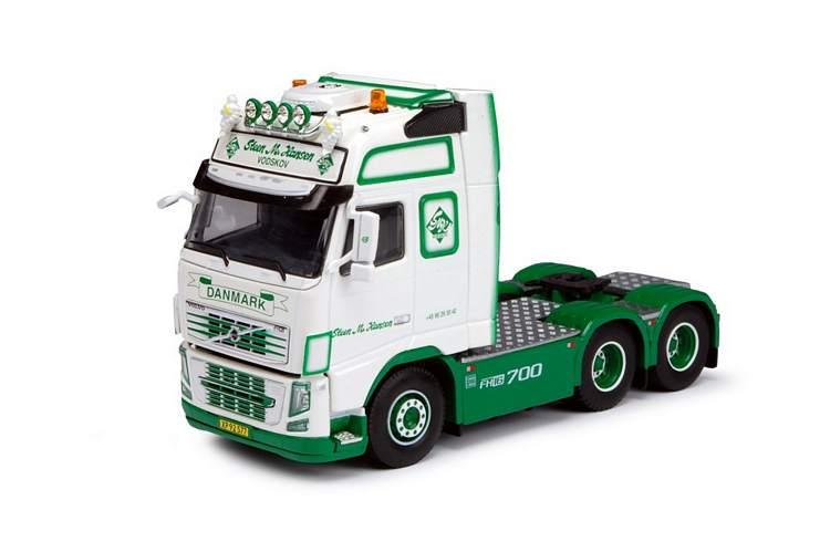 Volvo FH03 Globetrotter XL 6x4 Steen Hansen