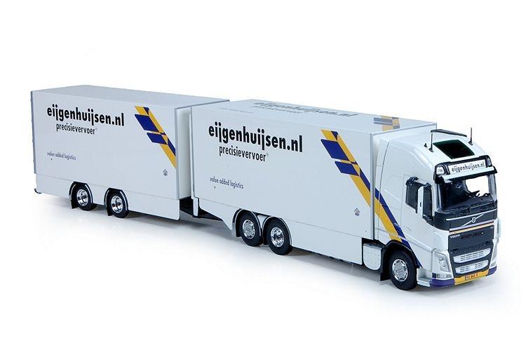 Volvo FH04  combi anhaenger Eijgenhuijsen