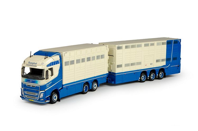 Volvo FH04 Globe Combi Kamphof