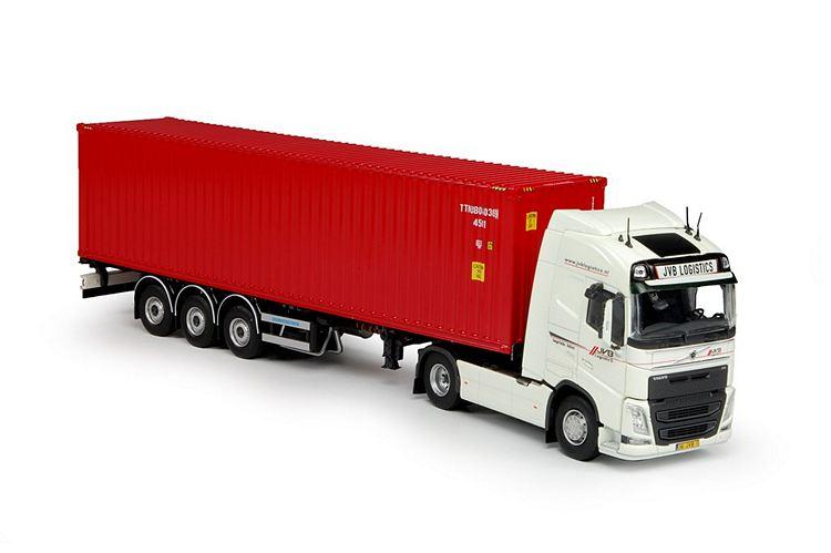 Volvo FH04 Globe.D-Tec JVB Logistics