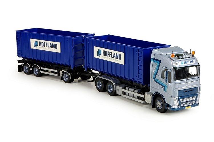 Volvo FH04 Globe. Hakenarm Container Hoffland