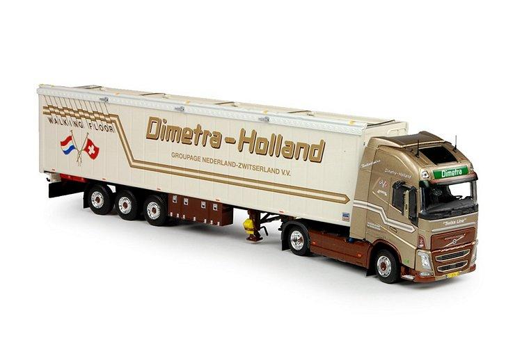 Volvo FH04 Globe. XL  Dimetra