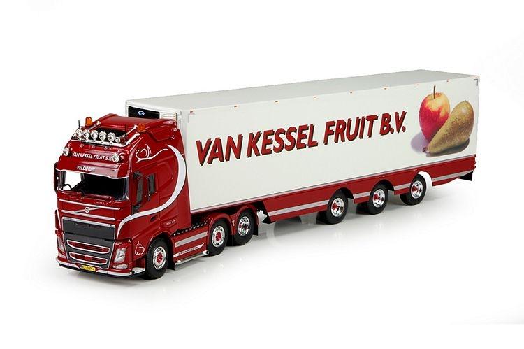 Volvo FH04 Globe. XL  Kessel Van