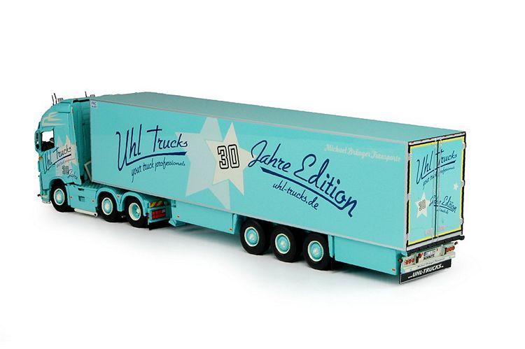 Volvo FH04 Globe. XL  MB Transporte  Uhl trucks