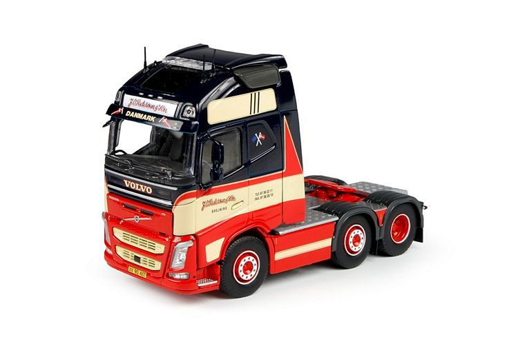Volvo FH04 Globe. XL Pedersen JO