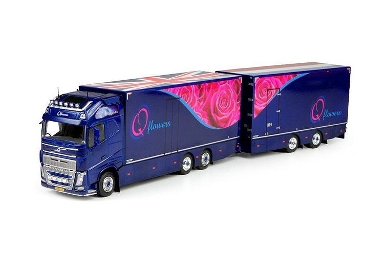 Volvo FH04 Globe. XL Qflowers