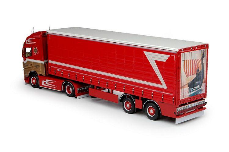 Volvo FH04 Globe. XL semitrailer Zampieri Adriano