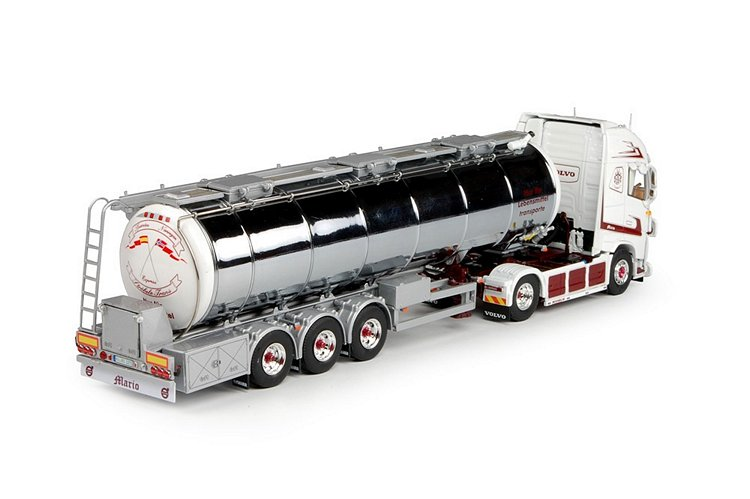 Volvo FH04 Globe. XL  Tankauflieger Ströbele Trans