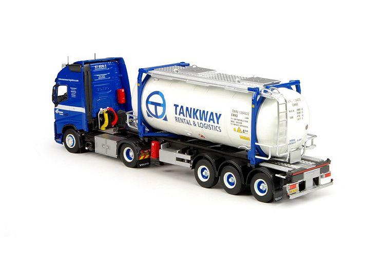 Volvo FH04 Globe.XL  Tankway