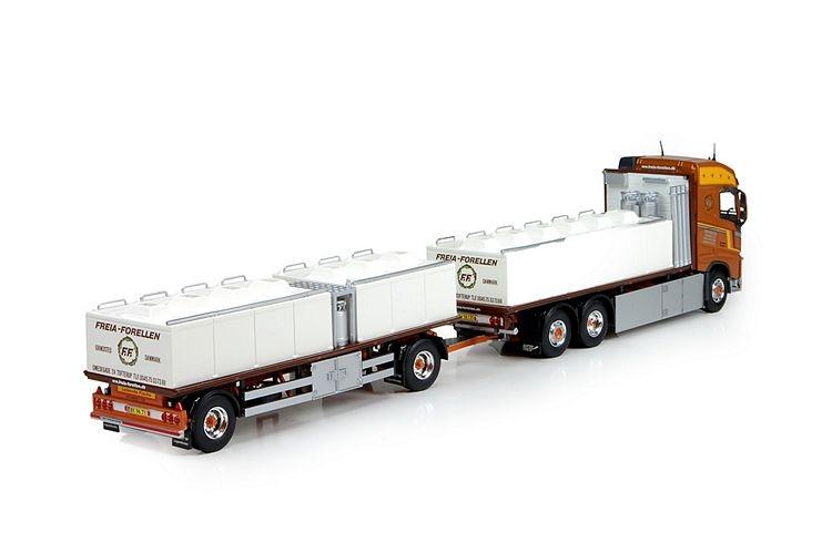 Volvo FH04 Globetrotter Freia Forellen