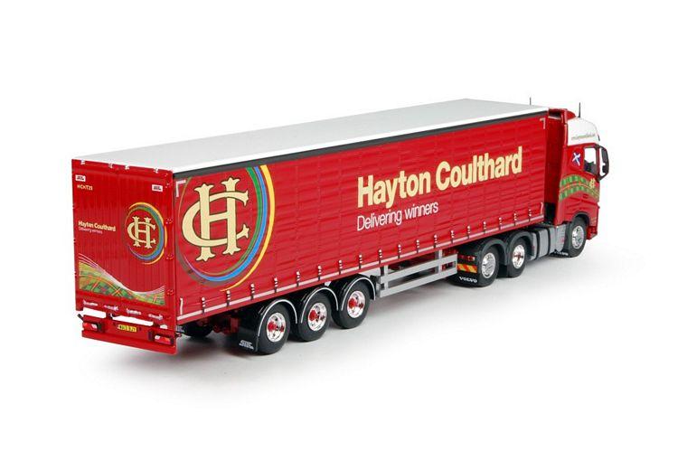 Volvo FH04 Globetrotter  Hayton Coulthard