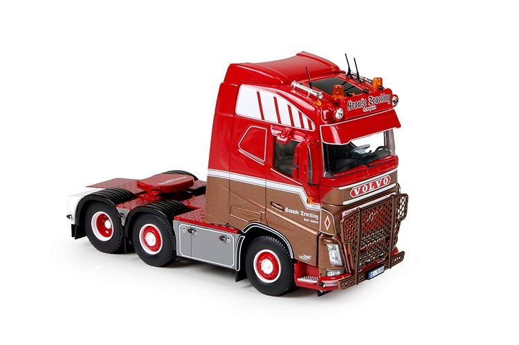 Volvo FH04 Globetrotter Krause trucking