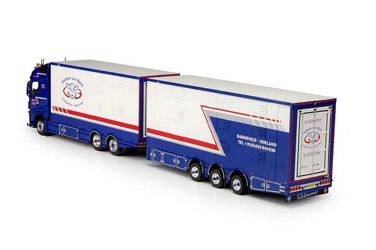 Volvo FH04 Globetrotter XL Beek Gerwin van